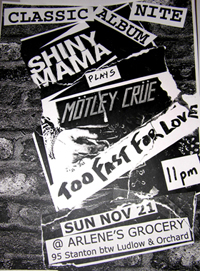 Shiny Mama Flyer